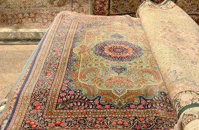 قالیشویی در مهرویلا