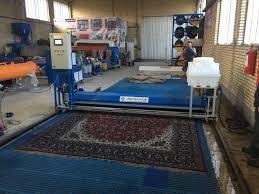 قالیشویی در استان البرز