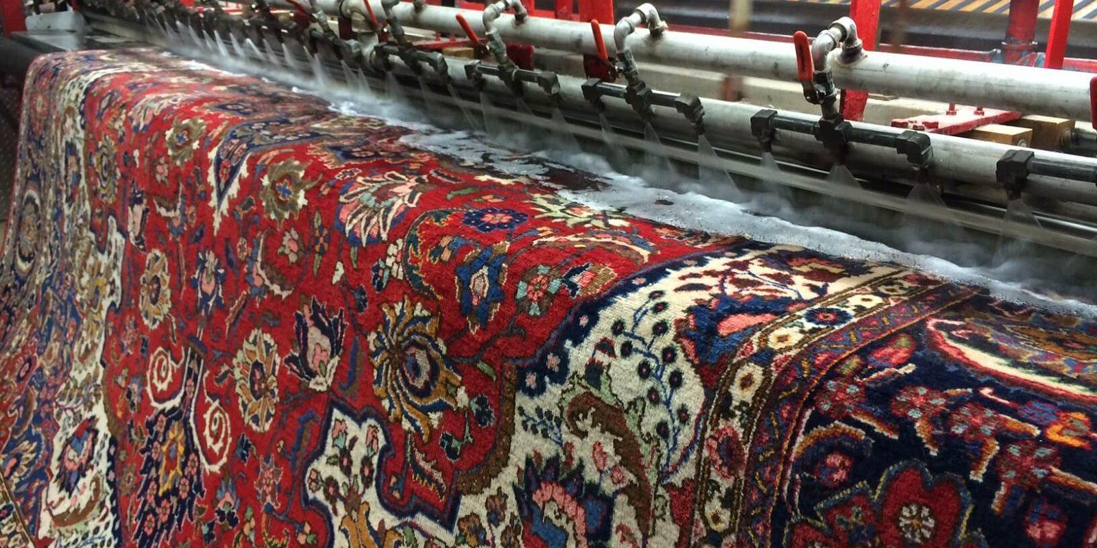 قالیشویی در کرج