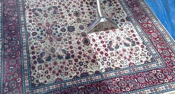 قالی شویی پارسیان در حسن آباد