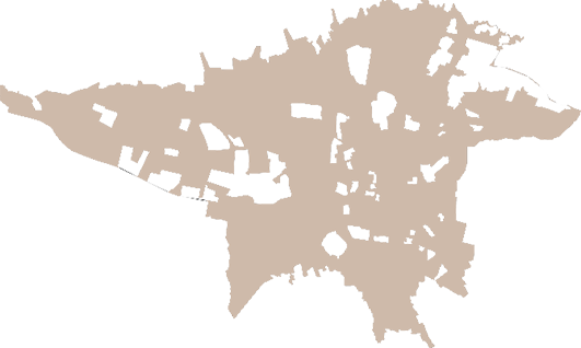 مناطق تحت پوشش قالیشویی پارسیان